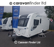 Compass Casita 554 TB 2019 caravan