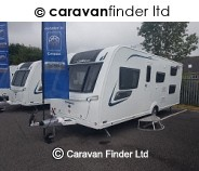 Compass Casita 586 NEW 2019 MODEL 2019 caravan