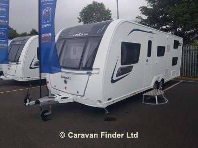 New Compass Casita 866 2019 touring caravan Image