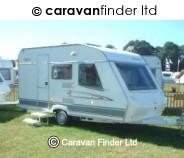 Cristall Sprint 390 tk 2005 caravan