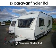 Cristall Moorea 530 EW 2006 caravan