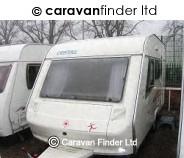 Cristall Sprint 390 SOLD 2007 caravan