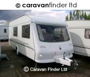 Crown Magnum 524-4 2001 caravan