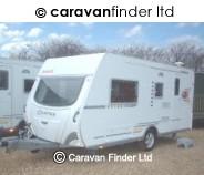 Dethleffs DL 470 2005 caravan