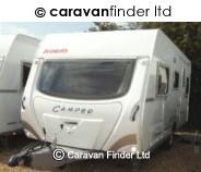 Dethleffs DL 530 2005 caravan