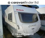 Dethleffs DL 520 2006 caravan