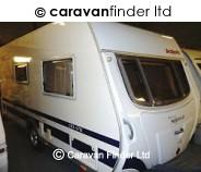 Dethleffs Nomad 470 DD 2006 caravan