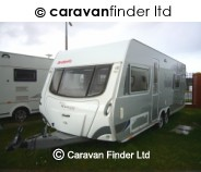 Dethleffs Nomad 640 2007 caravan