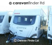 Dethleffs DL 550 L 2008 caravan