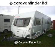 Dethleffs Nomad 640 Silver 2008 caravan
