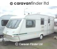 Elddis Typhoon 1992 caravan