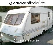 Elddis Elusion 470 1995 caravan