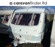 Elddis Hurricane 1995 caravan