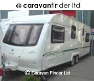 Elddis Avante 630 2002 caravan