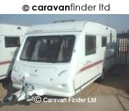 Elddis Odyssey 524 2003 caravan