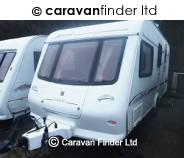 Elddis Avante 524 2004 caravan