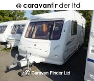 Elddis Crusader Hurricane 2004 caravan