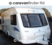 Elddis Firestorm 505 2004 caravan