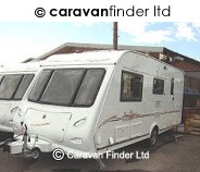Elddis Sunseeker 524 2004 caravan