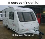 Elddis Avante 472 2005 caravan