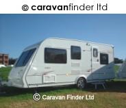 Elddis Avante 505 2005 caravan