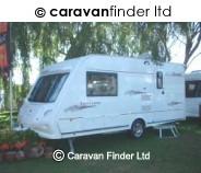 Elddis Hurricane 2005 caravan