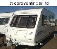 Elddis Firestorm 524 2005 caravan