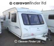 Elddis Firestorm 534 2005 caravan