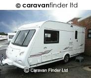 Elddis Odyssey 482 2005 caravan