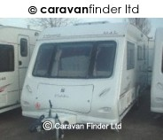 Elddis Odyssey 524 L 2005 caravan