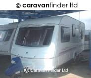 Elddis Queensferry 505 2005 caravan