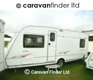 Elddis Avante 534 2006 caravan