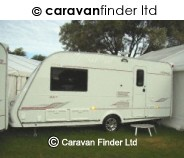 Elddis Odyssey 482 2006 caravan