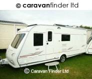 Elddis Odyssey 540 2006 caravan