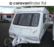 Elddis Avante 482 2007 caravan