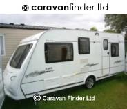 Elddis Avante 505 2007 caravan
