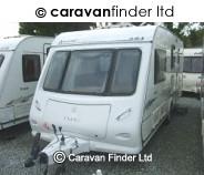 Elddis Avante 524 2007 caravan