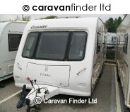 Elddis Crusader Super Cyclone 2007 caravan