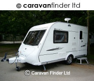 Elddis Avante 362 2008 caravan