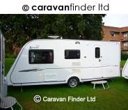 Elddis Avante 524 2008 caravan