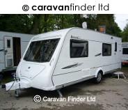 Elddis Avante 556 2008 caravan