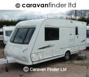 Elddis Odyssey 482 2008 caravan