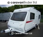 Elddis Xplore 452 2008 caravan
