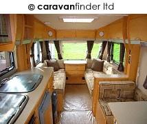 Used Elddis Avante 524 2009 touring caravan Image