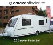 Elddis Avante 556 Club 2009 caravan