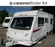 Elddis Mayfair 490 2009 caravan