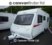 Elddis Xplore 495 2009 caravan