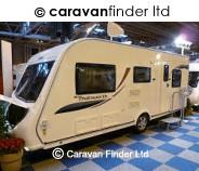 Elddis Chatsworth 515 2010 caravan
