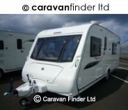 Elddis Odyssey 540 2010 caravan