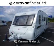 Elddis Odyssey 550 2010 caravan